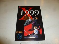 X 1999 Comic - Vol 1 - No 5 - Date 1995 - Viz Comic