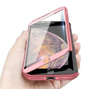 360 Full Cover Glass Case For Huawei P30 P20 Mate20 Lite P Smart Y7 Y6 PRO Y9 20
