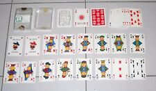 Carte Poker OSVALDO PANIZZI Junior Dental Torino 1979 VIASSONE PROMO Cards