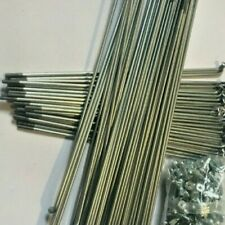 Raleigh Chopper MK1- MK2 Replacement Stainless  Front & Rear Spokes & Nipples