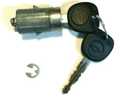 NEW 2007-2014 Avalanche/Tahoe OEM Door Key Lock Cylinder Switch W/2 Logo Keys