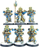 Warhammer 40K Space Marines Chaos Thousand Sons Rubric Marines Kill Team