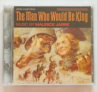 The Man Who Would Be King Motion Picture Soundtrack Limited Edition CD