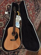 Seagull Acoustic Guitar with hard case
