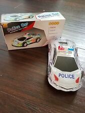 Battery Operated  Police Car universal walk & Lights & Sound
