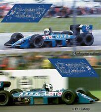 New listing Decals Ligier JS31 British GP 1988 1:32 NSR Formula F1 slot decals England