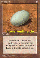 Dingusei (Dingus Egg) Magic limited black bordered german beta fbb foreign deuts
