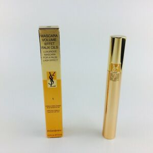 Yves Saint Laurent Mascara Volume Effet Faux Cils 1 High Density Black 7,5ml ...