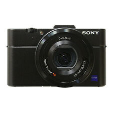 Sony Cyber-shot DSC-RX100 II 20.2MP Digital Camera 3.6x Optical Zoom Black