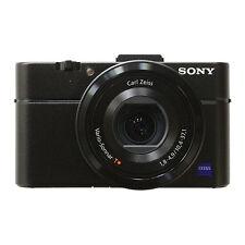 Sony Cyber-shot DSC-RX100 II 20.2MP Digital Camera 3.6x Optical Zoom Black