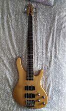 Washburn Bantam XB-500 5 strings Bass 1995 25 years old- Bajo 5 cuerdas Washburn