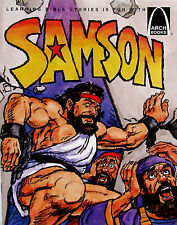 ARCH BOOKS Samson (pb) by Concordia Publishing House NEW