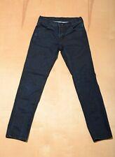 Levi's 28x30 Skinny Fit 511 Dark Blue Gray Denim Jeans W 28 L 30 Levis Dungarees