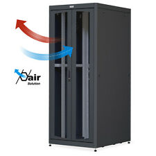 Intellinet Armadio Server Rack 19'' 800x1000 42U Nero Doppia Porta Grigliata