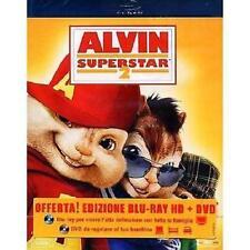 Blu Ray ALVIN SUPERSTAR 2 - (2010) (Blu Ray+Dvd Film) ......NUOVO