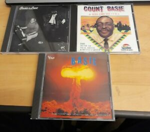 Count Basie - 3 Cd Bundle  very good condition