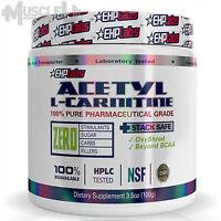 EHPlabs Acetyl L-Carnitine - 100 Serves - ALCAR EHP labs OxyShred OxySleep Crea8