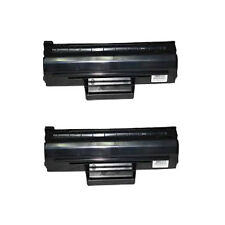 2 Black Compatible MLT-D1042S Toner For Samsung SCX3205 SCX3205W