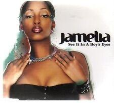 (AV924) Jamelia, See It In A Boy's Eyes - DJ CD