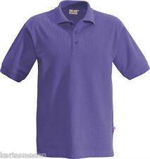 HAKRO Poloshirt Classic XL #810 119 Lavendel