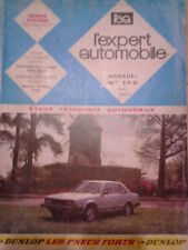 HONDA Accord (modèles 1979) - Revue technique L'Expert Automobile