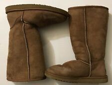 Ugg Chestnut Classic Tall 5815 Boots Womens 8