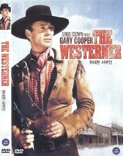 The Westerner (1940) William Wyler / Gary Cooper DVD NEW *FAST SHIPPING*