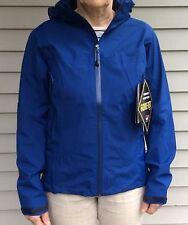 Arc'teryx Women's Zeta AR Corp Jacket Goretex Medium In Olympus Blue #15807