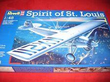 REVELL® 04524 1:48 SPIRIT OF ST.LOUIS NEU OVP