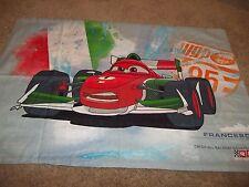 Disney Pixar CARS McQueen USA Cartoon character Reversible Pillow Case {Fabric}