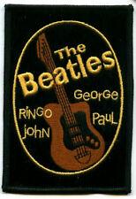 Beatles:Ringo John George Paul Guitare Patch
