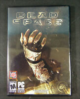 Dead Space (PC, 2008) PC1 FPS Complete W/Manual + CDKEY 1DVD ROM