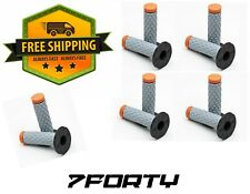 NEW PRO TAPER PILLOW TOP GRIPS FITS CRF CR KX KLX KXF RM RMZ YZ YZF WR WRF KTM