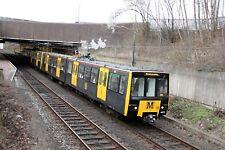 Tyne and Wear Metro No.4029 @ Heworth (35mm Slide & 6x4 Photo)
