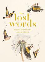 The Lost Words By Robert Macfarlane,& Jackie Morris (Hardback | English)