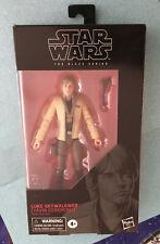 "Luke Skywalker Yavin Ceremony Star Wars Black Series 6"" Figure Skywalkwer Error"