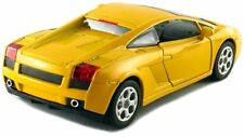 "Brand New Kinsmart 5"" Lamborghini Gallardo Diecast Model Toy Car 1:32- Yellow"
