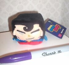 BNWT Kawaii Cubos: Superman Peluche Dc Comics Nueva Serie 1