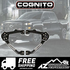 Cognito Ball Joint Boxed Upper Control Arm Kit 14-18 GM Silverado Sierra 1500