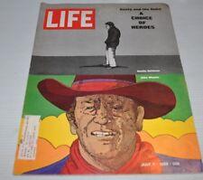 LIFE Magazine July 11 1969 Dustin Hoffman, John Wayne Cover