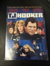 NEW - TJ Hooker - The Complete 1st and 2nd Seasons