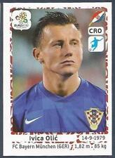 PANINI EURO 2012- #392-HRVATSKA-CROATIA-BAYERN MUNCHEN/MUNICH-IVICA OLIC