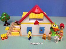 (O6750.3) playmobil 1.2.3. Ferme  ref 6750