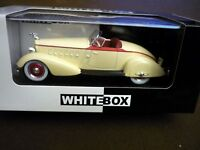 Packard V12 Le Baron, WBS178, 1:43, WhiteBox
