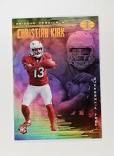 2018 Illusions Base #5 Christian Kirk Larry Fitzgerald