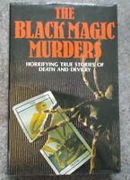 THE BLACK MAGIC MURDERS: Horrifying True Stories of Death & Devilry TRUE CRIME