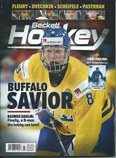July 2018 Beckett Hockey Price Guide NHL - #311 RASMUS DAHLIN Buffalo Sabres