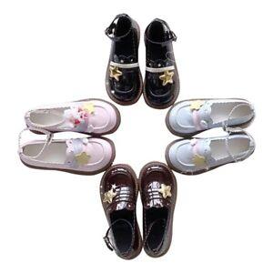Star Buckle Cloud Mary Janes Shoes Kawaii Harajuku Heavens Flat Platform Shoes