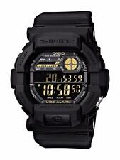 Casio G-Shock GD350-1B Watch Black Band Shock Resistant and 200M Water Resistant