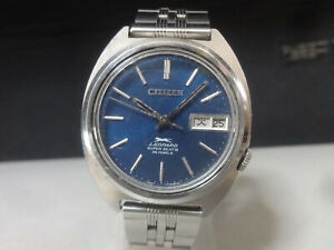 Vintage 1971 CITIZEN Automatic watch [LEOPARD Super Beat 8] 26J 28800bph